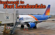 Full-Flight-Allegiant-Air-A320-Cincinnati-to-Fort-Lauderdale-CVG-FLL
