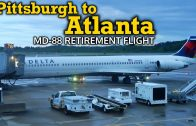 Retirement-Flight-Delta-Air-Lines-MD-88-Pittsburgh-to-Atlanta-PIT-ATL